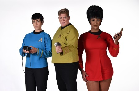 Star Trek Live Cast Photo 02 By Gareth Gooche SM (2)